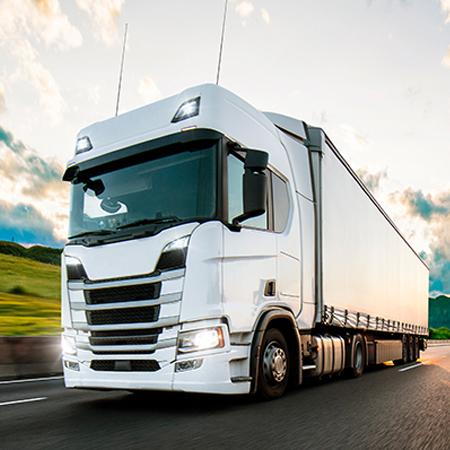 Control de sobrepeso en camiones