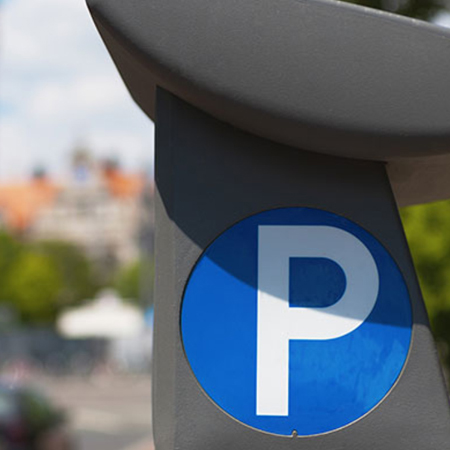 Control de zonas de parking regulado S.E.R.