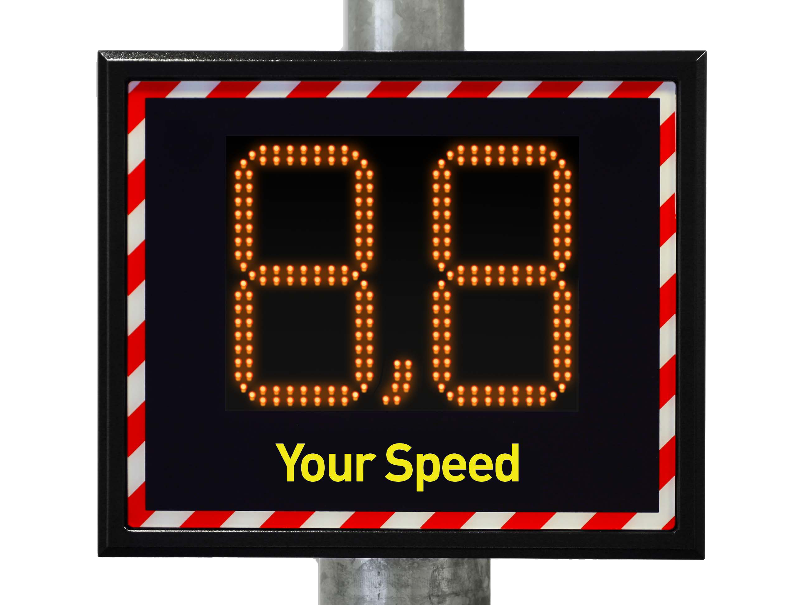 Panel de control de velocidad pedagógico